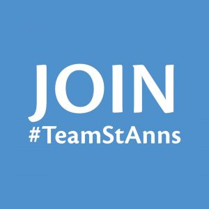 Join #TeamStAnns